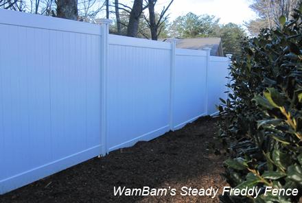 Install PVC Fence